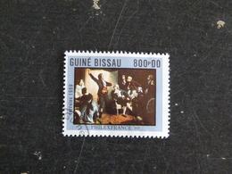 GUINEE GUINE BISSAU YT 519 OBLITERE - PHILEXFRANCE 89 ROUGET DE LISLE MARSEILLAISE - Guinée-Bissau