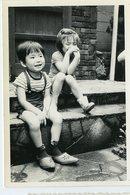 Snapshot Enfant Kid Boy Garçon Fille Japon Japonais Japan Beauty 60s 70s - Persone Anonimi