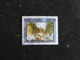 GUINEE GUINE BISSAU YT 516 OBLITERE - PHILEXFRANCE 89 PRISE DE LA BASTILLE - Guinée-Bissau