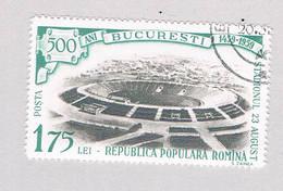 Romania 1286 Used Stadium 1959 (MV0348)+ - Romania