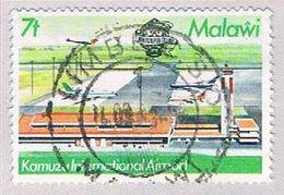 Malawi 419 Used Airport (BP2241) - Malawi (1964-...)