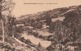 Rare Cpa Guémené-Penfao La Vallée Du Don - Guémené-Penfao