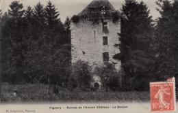 CPA - Vignory - Ruines De L'Ancien Château - Le Donjon - Vignory