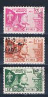 Laos 53-55 Used King Sisavang 1959 CV 1.65 (MV0227)+ - Laos