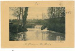 ONZAIN - Déversoir Du Pont Douchet - France