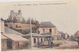 ERIGNE  Point Terminus Des Tramways électriques - Sonstige Gemeinden