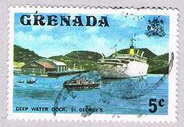 Grenada 587 Used Cruise Ship 1975 (BP36213) - Grenada (1974-...)