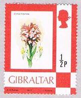 Gibraltar 340 MLH Flowers 1977 (BP3557) - Gibraltar