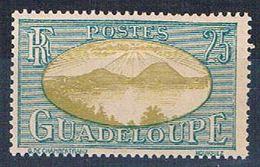 Guadeloupe 104 MLH Saints Roadstead 1928 (G0346)+ - Guadeloupe (1884-1947)