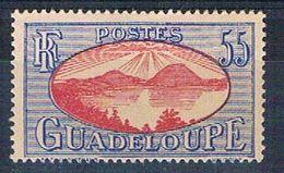 Guadeloupe 111 MLH Saints Roadstead 1928 CV 1.40 (G0350)+ - Guadeloupe (1884-1947)