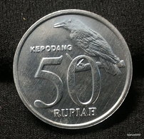 1999 Indonesien Münzen Indonesia 50 Rupiah Km60 UNC Coin Currency - Indonesia