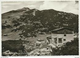 AK  Traunsteiner Hütte Auf Der Reiteralpe - Non Classés