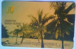 7JAMF Jamaican Beach Scene J$20 - Jamaica