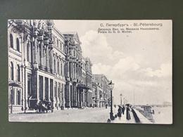 Saint Pétersbourg - Russie
