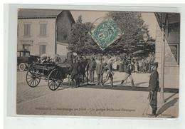 02 SOISSONS MANOEUVRES DE 1906 GROUPE D OFFICIERS ETRANGERS - Soissons
