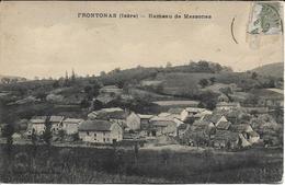 FRONTONAS Hameau De Massonas - France