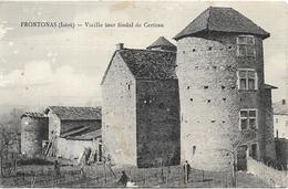 FRONTONAS Vieille Tour De Certeau - France