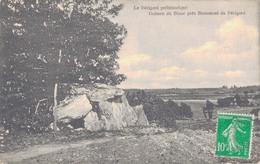 24 - BEAUMONT DU PERIGORD / LE DOLMEN DU BLANC - France