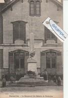 DORMELLES : Monument Aux Morts,Mairie. Cliché Dutrou. - France