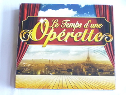 Le Temps D'une Opérette, Compilation 4 CDs - Musique & Instruments