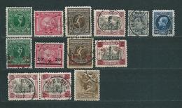 [2139] Zegels 179 - 189 * Gestempeld - Unused Stamps