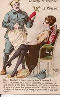 CPA Militaria Humoristique :  LE CUISTOT - Guerre 1914-18