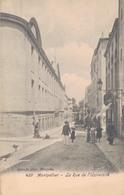 34 - MONTPELLIER / RUE DE L'UNIVERSITE - Montpellier
