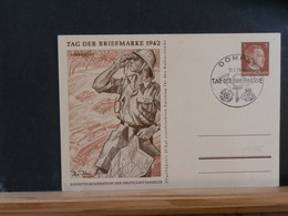51/715  CP ALLEMAGNE 1942 OSTLAND - Postwaardestukken