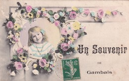 78, Un Souvenir De Gambais - France