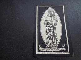 Doodsprentje ( 1191 )   Cordenier  -  Watou     1890 - Obituary Notices