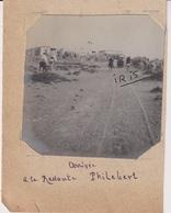 PH103 - TUNISIE - KEBILLI - ARRIVEE - OFFICIER PHILEBERT - VERS 1905 - Afrique