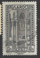 Marocco - 1933 - Usato/used - Turismo - Mi N. 115 - Gebruikt