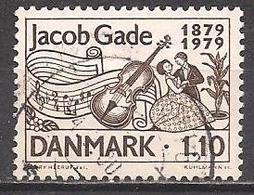 Dänemark  (1979)  Mi.Nr.  695  Gest. / Used  (8gf28) - Gebraucht