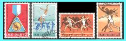 GREECE-GRECE - HELLAS 1969: Compl Set Used - Grecia