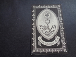 Doodsprentje ( 1197 )   Lejeune / Verbouwe  -  Watou    1892 - Obituary Notices