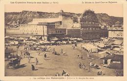 LES CAPUCINS FRANCAIS AUX INDES / LE COLLEGE DES MAHARAJAHS à JAIPUR - Inde