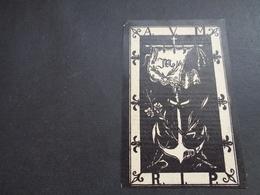 Doodsprentje ( 1200 )   Deheegher -   Watou   1892 - Obituary Notices
