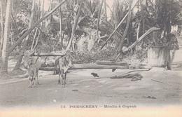PONDICHERY / MOULIN A COPRAH - Inde