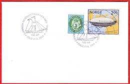 "NORWAY - Oslo 2003 «Through The Northwest Passage With The Polarship ""Gjøa"" 100th Anniversary» - Polar Ships & Icebreakers"
