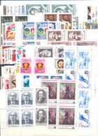 1988. USSR/Russia,  Complete Year Set, 4 Sets In Blocks Of 4v Each + Sheetlets & Sheets, Mint/** - 1923-1991 USSR