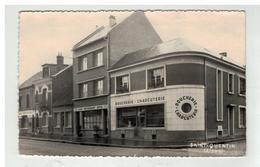 02 SAINT QUENTIN CAFE RESTAURANT HOTEL BOUCHERIE CHARCUTERIE CARTE PHOTO - Saint Quentin