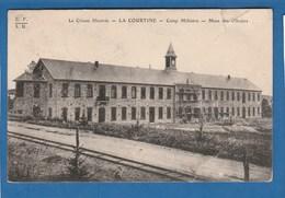 LA COURTINE CAMP MILITAIRE MESS DES OFFICIERS - La Courtine