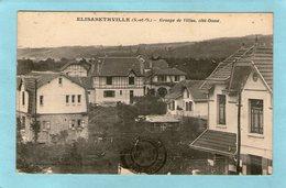 ELISABETHVILLE - Groupe De Villas, Côté Ouest - 1932 - - France