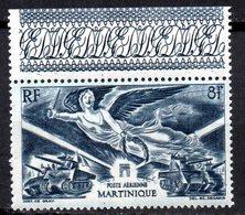Col17  Colonie Martinique PA  N° 6  Neuf XX MNH  Cote 1,60€ - Airmail