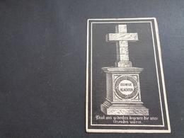 Doodsprentje ( 1212 )   Harre /  Vannobel  -  Watou    1894 - Obituary Notices