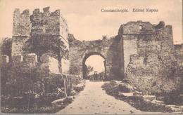 CONSTANTINOPLE / EDIRME KAPOU - Türkei