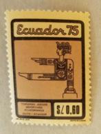 EQUATEUR Gymnastique, Gimnasia, Cheval D'arçon, Yvert 929 En 1975. * MLH JUEGOS DEPORTIVOS ECUATORIANOS - Gimnasia