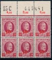 BELGIE  246      BLOK  3X **  MNH - Unused Stamps