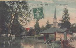 Saint Fargeau : Les Laveuses - Saint Fargeau