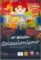 VALLADOLID. VI FERIA DEL COLECCIONISMO. TARJETA PREFRANQUEADA ESPAÑA. TARIFA A. ENTERO POSTAL. Postcard Paid Postage. - 1931-....
